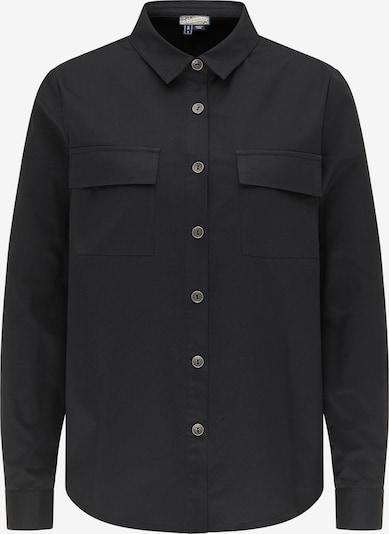 DreiMaster Vintage Blouse in de kleur Zwart, Productweergave