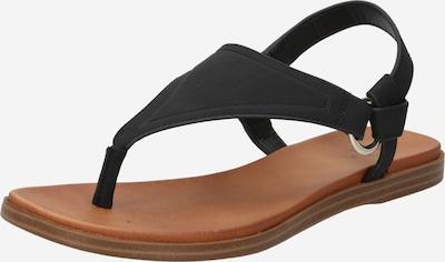 CALL IT SPRING Séparateur d'orteils en noir, Vue avec produit