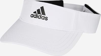 adidas Golf Visiirilippis värissä musta / valkoinen, Tuotenäkymä