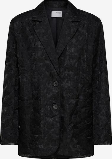 SELECTED FEMME Blazer 'Flora' in schwarz, Produktansicht