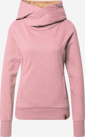 Fli Papigu Sweatshirt 'Schönste Frau in Stadt' in mottled pink, Item view