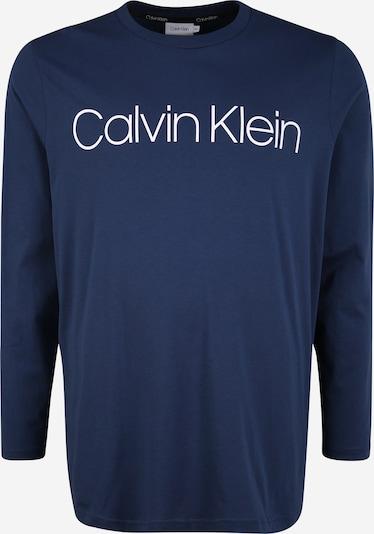 Calvin Klein Shirt in navy / weiß, Produktansicht