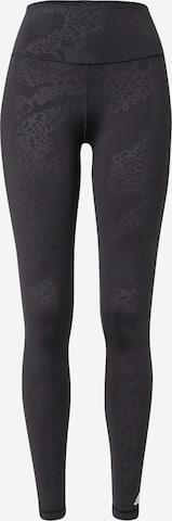 Pantaloni sport 'Believe This' de la ADIDAS PERFORMANCE pe negru