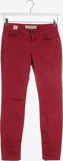 DRYKORN Jeans in 25/32 in rot, Produktansicht
