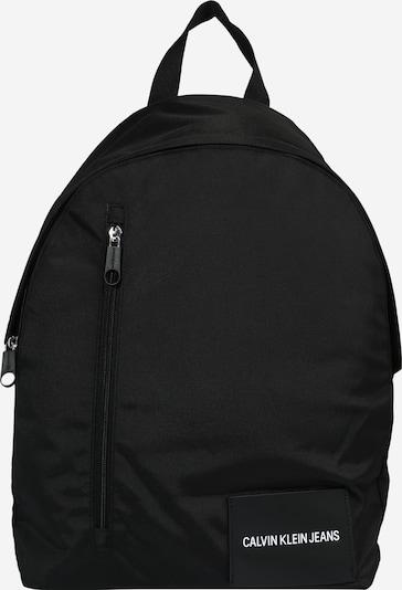 Calvin Klein Jeans Mugursoma melns, Preces skats