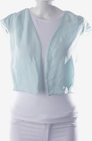 MAX&Co. Vest in S in Blue