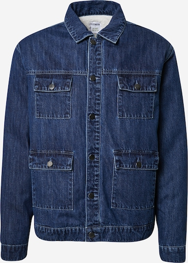 ABOUT YOU x Benny Cristo Between-Season Jacket 'Colin' in Blue denim, Item view