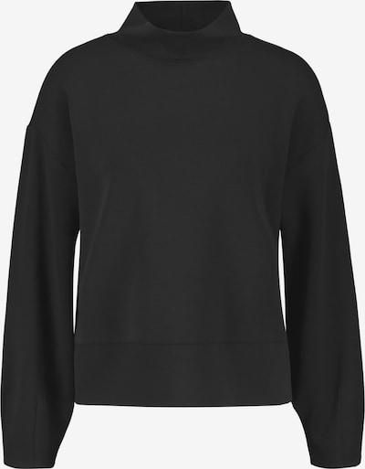 GERRY WEBER Sweatshirt in schwarz, Produktansicht