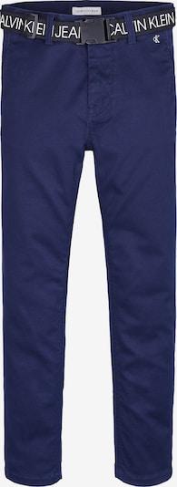 Calvin Klein Jeans Broek in de kleur Blauw / Zwart / Wit, Productweergave