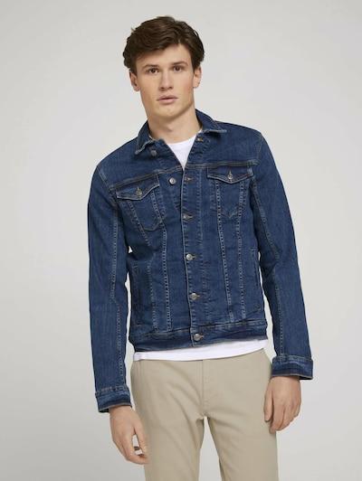TOM TAILOR Between-season jacket in blue denim, View model