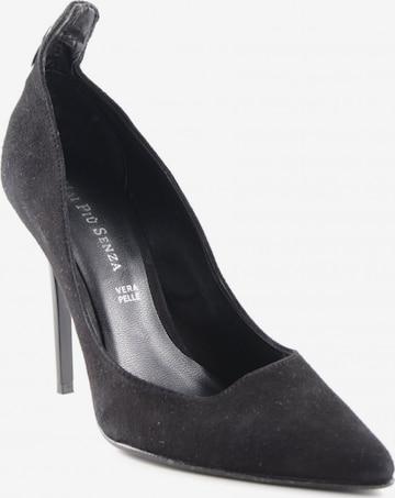 Mai Piu Senza High Heels & Pumps in 39 in Black
