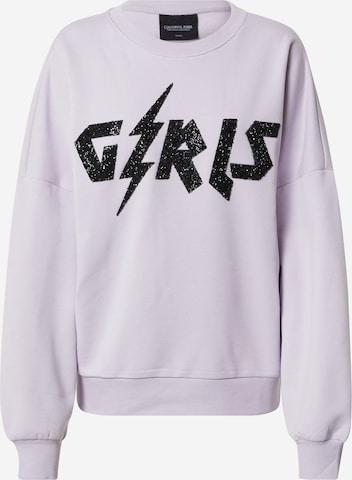 Colourful Rebel Sweatshirt 'Girls' in Purple