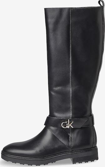 Calvin Klein Boots in schwarz, Produktansicht