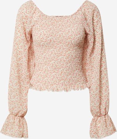 Rut & Circle Bluza 'EMILIA' u maslinasta / ružičasta / prljavo roza / bijela, Pregled proizvoda
