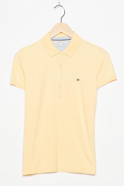 TOMMY HILFIGER Polohemd in S in gelb, Produktansicht