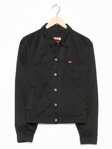MUSTANG Jacket & Coat in M-L in Black