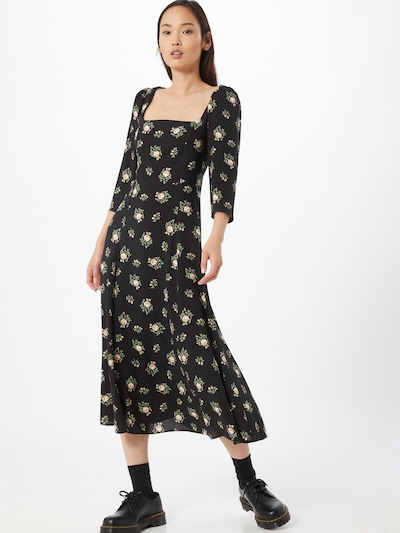 Dorothy Perkins Kleid in rosa / schwarz, Modelansicht