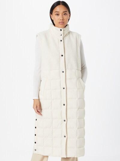 Freequent Weste 'OLGA' in beige, Modelansicht