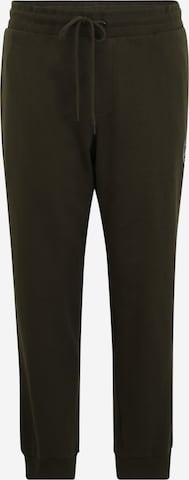 Jack & Jones Plus Püksid 'GORDON', värv roheline