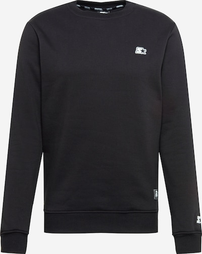 Starter Black Label Majica 'Starter Essential' | črna barva: Frontalni pogled