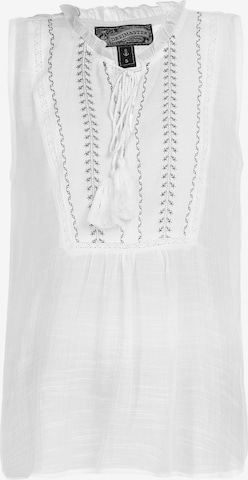 DreiMaster Vintage Blouse in Wit