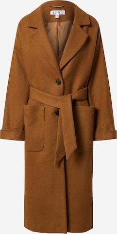 Manteau d'hiver 'Santo' EDITED en marron