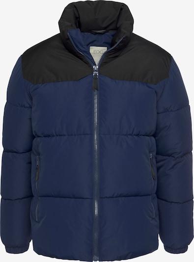 EDC BY ESPRIT Winter Jacket in Blue / Black, Item view