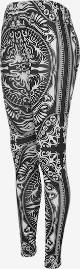 Urban Classics Lewggins in schwarz / weiß, Produktansicht