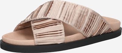 Shoe The Bear Pantolette en nude, Vue avec produit