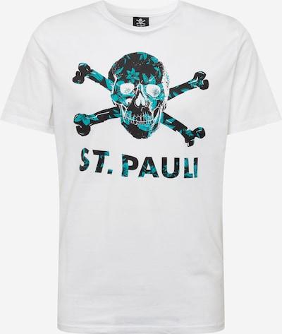 FC St. Pauli Shirt in Turquoise / Black / White, Item view
