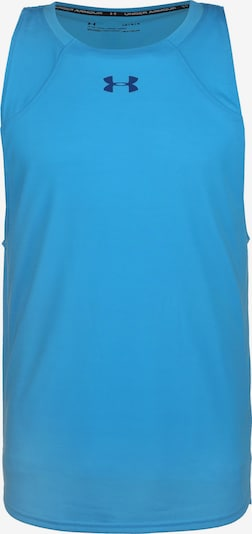 UNDER ARMOUR Top in blau, Produktansicht