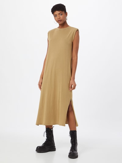 ONLY Kleid 'SILLA' in beige, Modelansicht