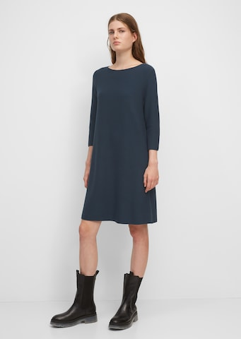 Marc O'Polo Knitted dress in Blue