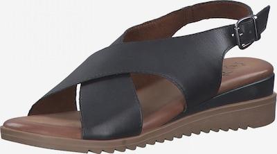 JANA Sandale in dunkelblau, Produktansicht