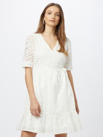 VERO MODA Sukienka 'ROLA' w kolorze białym, Podgląd na modelu(-ce)
