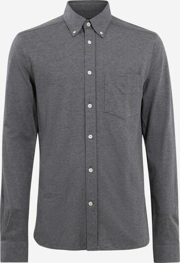 J.Lindeberg Overhemd in de kleur Donkergrijs, Productweergave