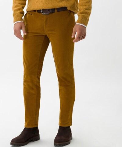 BRAX Chinohose 'Fabio' in honig, Modelansicht