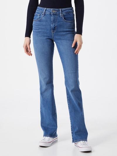 LEVI'S Jeans '725™' in blue denim, Modelansicht