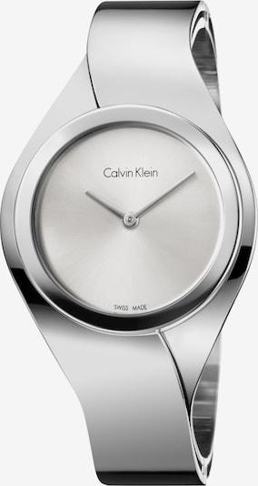 Calvin Klein Uhr in grau / silbergrau, Produktansicht