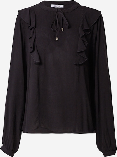 ABOUT YOU Blouse 'Darja' in Black, Item view