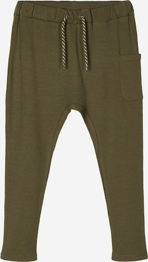 NAME IT Hose 'THORS' in khaki / oliv, Produktansicht