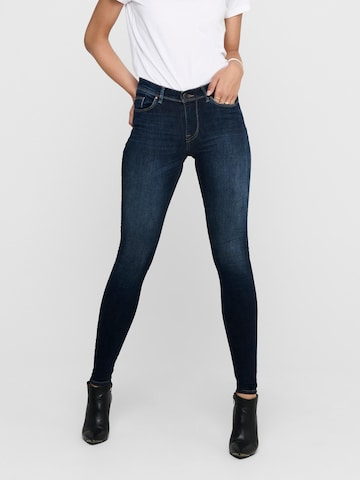 ONLY Jeans 'Shape' in Blauw