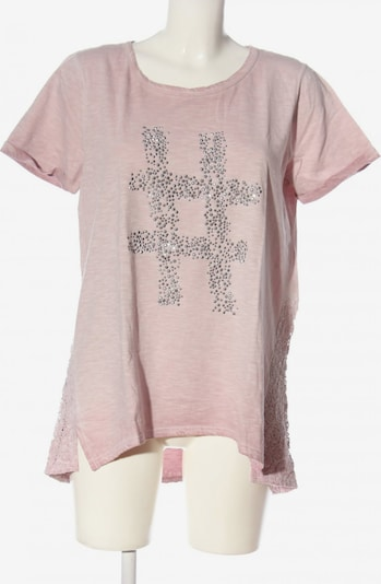 AMY VERMMONT T-Shirt in L in pastellpink / silber, Produktansicht