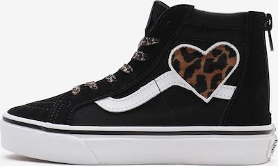 VANS Sneakers in Brown / Black / White, Item view