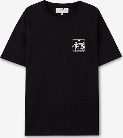 Vertere Berlin Shirt in de kleur Zwart / Wit, Productweergave