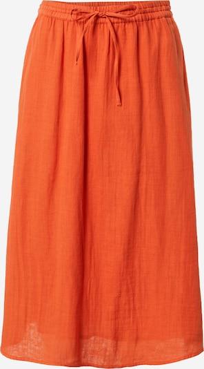 Fustă VILA pe roșu orange, Vizualizare produs