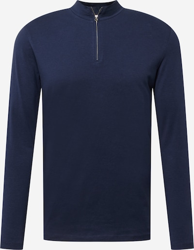 Casual Friday Sweat-shirt 'Theo' en bleu marine, Vue avec produit
