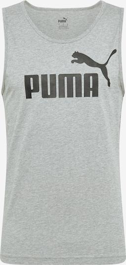 PUMA Koszulka funkcyjna w kolorze nakrapiany szary / czarnym, Podgląd produktu