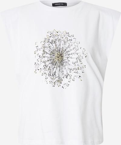 Trendyol Shirt in de kleur Wit, Productweergave