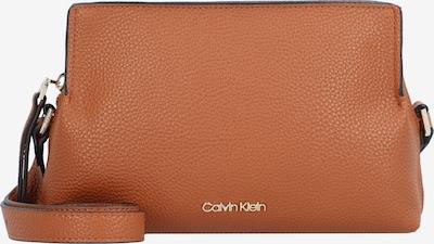 Calvin Klein Umhängetasche in cognac, Produktansicht